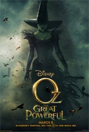 Oz The Great And Powerful 2013 Hollywood Movie Watch Online
