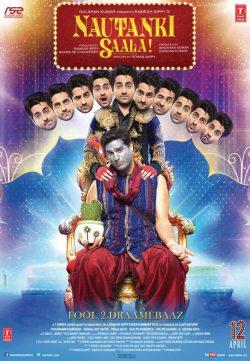 Nautanki Saala (2013) Hindi Movie 300MB DVDScr 420P