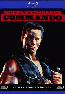 Commando (1985) BRRip 480p 300MB Dual Audio