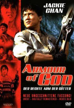 Armour of God (1986) BRRip 420p 300MB Dual Audio
