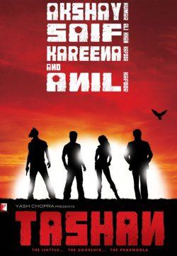 Tashan (2008) Hindi Movie 400MB DVDRip 420P