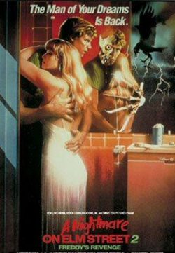 A Nightmare on Elm Street Part 2 (1985) BRRip 300MB