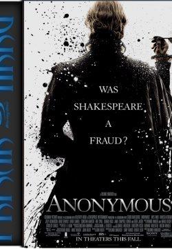 Anonymous (2011) Dual Audio BRRip 720P