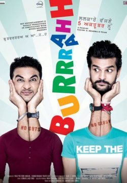 BuRRRaahh (2012) Punjabi Movie DVDRip 720P