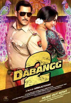 Dabangg 2 (2012) Hindi Movie 420P 325MB BRRip