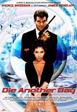 Die Another Day (2002) BRRip 420p 375MB Dual Audio