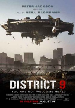 District 9 (2009) BRRip 420p 300MB Dual Audio
