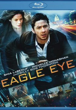 Eagle Eye (2008) 420p 300MB Dual Audio