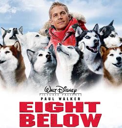 Eight Below (2006) BRRip 420p 325MB Dual Audio
