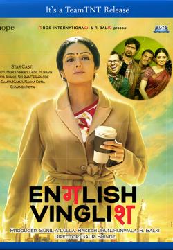 English Vinglish (2012) BRRip 420P 350MB ESubs