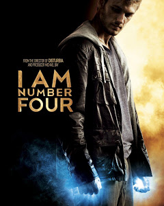 I Am Number Four (2011) BRRip 480p 300MB Dual Audio