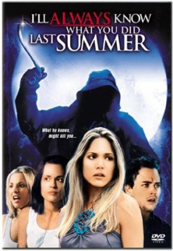 I Know What You Did Last Summer (1997) BRRip 720P