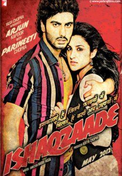 Ishaqzaade (2012) Hindi Movie 350MB BRRip 420P