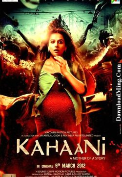 Kahaani (2012) Hindi Movie BRRip 420P 325MB ESubs