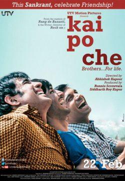 Kai po che (2013) 325MB DVDRip 420P ESubs
