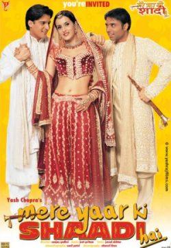 Mere Yaar Ki Shaadi Hai (2002) 425MB BRRip 420P