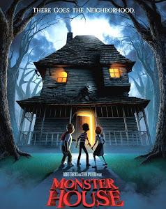 Monster House (2006) BRRip 420p 300MB Dual Audio