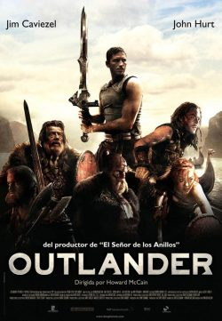 Outlander (2008) BRRip 420p 300MB Dual Audio