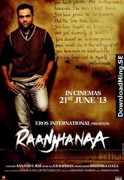 Piya Milenge – Raanjhanaa (2013) Video 720P HD