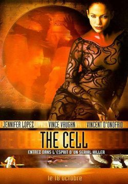 The Cell (2000) BRRip 480p 300MB Dual Audio