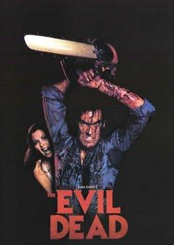 The Evil Dead (1981) BRRip 480p 300MB Dual Audio