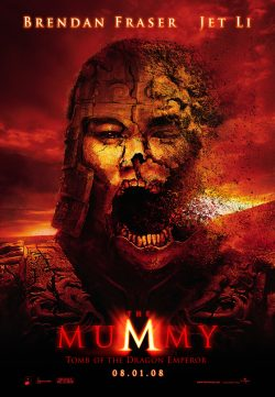 The Mummy (1999) 350MB BRRip 420p Dual Audio