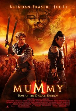 The Mummy 3 (2008) 325MB BRRip 420P Dual Audio