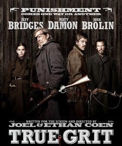 True Grit (2010) BRRip 420p 300MB Dual Audio