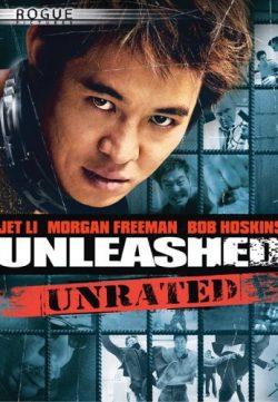 Unleashed (2005) BRRip 420p 375MB Dual Audio