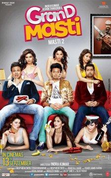 Grand Masti (2013) Hindi Movie Mp3 Songs