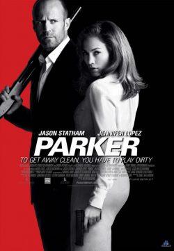 Parker (2013) 325MB BRRip 420p Dual Audio ESubs