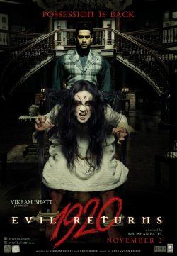 1920 Evil Returns (2012) Hindi Movie DVDRip 720P