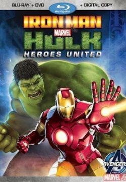 Iron Man & Hulk: Heroes United (2013)