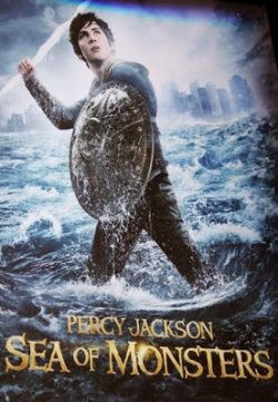 Percy Jackson: Sea of Monsters (2013) English BRRip