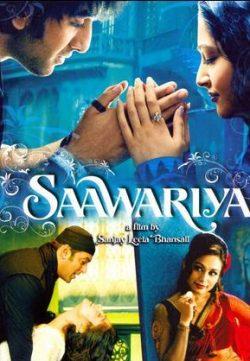 Saawariya (2007) Hindi Movie BRRip 720P