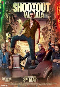 Shootout at Wadala (2013) Hindi Movie DVDRip 720P