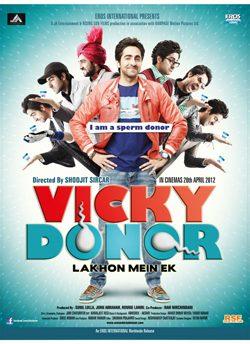 Vicky Donor (2012) Hindi Movie DVDRip