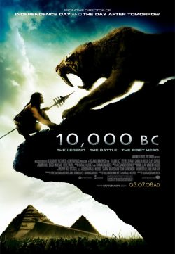 10,000 BC (2008) BRRip 420p 300MB Dual Audio Downloade