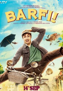 Barfi (2012) Hindi Movie 720P DVDRip