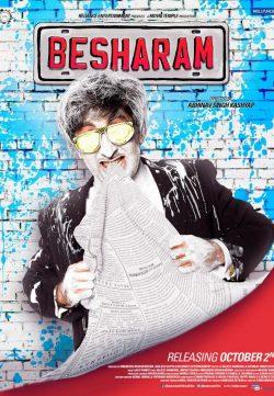 Besharam (2013) Hindi Movie BRRip 720P