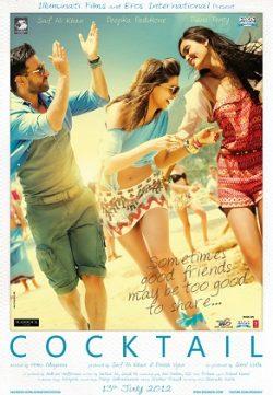 Cocktail (2012) Hindi Movie DVDRip