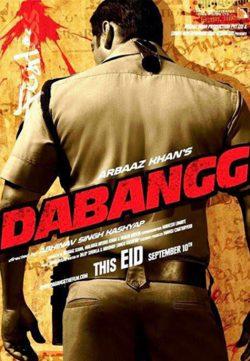 Dabangg (2010) Hindi Movie BRRip 720p