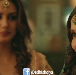 Dil Ka Mizaaj Ishqiya  Dedh Ishqiya (2013) Video HD