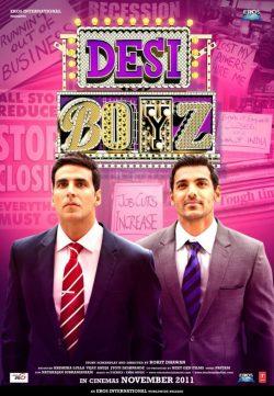 Desi Boyz (2011) Hindi Movie Download Watch Online