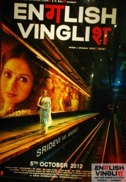 English Vinglish (2012) Hindi Movie HDTVRip 720P