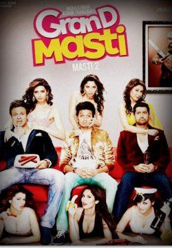 Grand Masti (2013) Hindi Movie WebRip