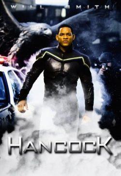 Hancock (2008) 300MB Dual Audio