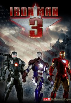 Iron Man 3 (2013) English BRRip 720p HD