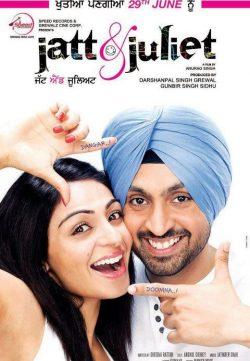 Jatt & Juliet (2012) Punjabi Movie DVDRip