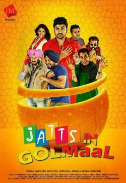 Jatts in Golmaal (2013) Punjabi Movie DVDRip